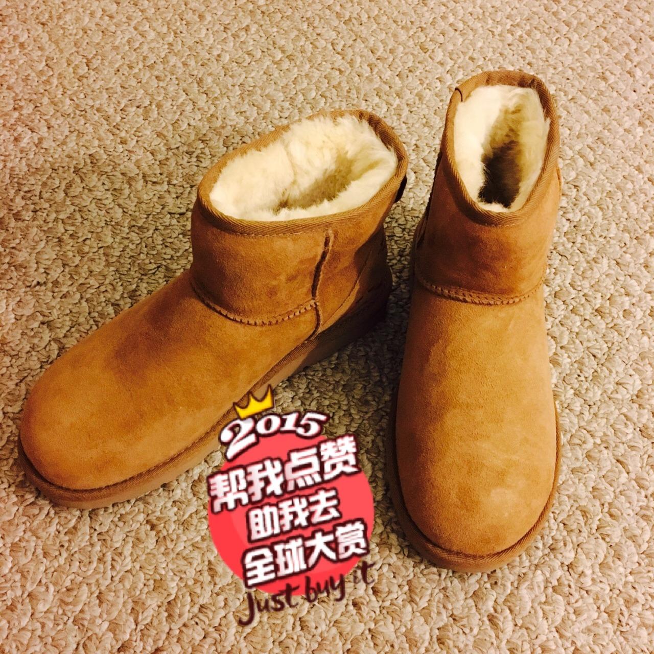 【ugg民族风短靴 搭配照图三98】
