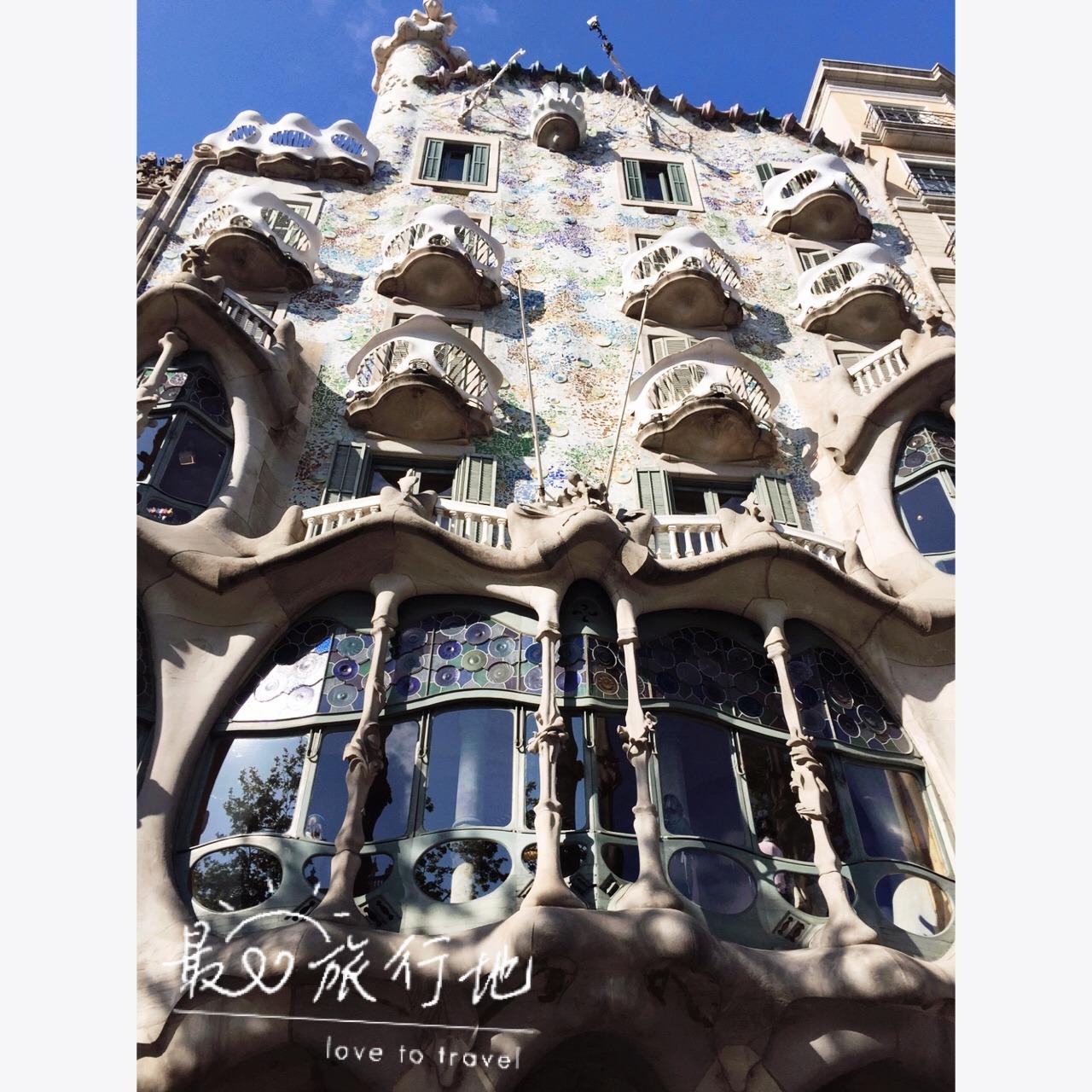 米拉之家_高迪 巴特罗之家_我们点的海鲜拼盘_怎么样_巴塞罗那简直是西班牙最棒的城市_圣家堂旅行_西班牙购物攻略-小红书