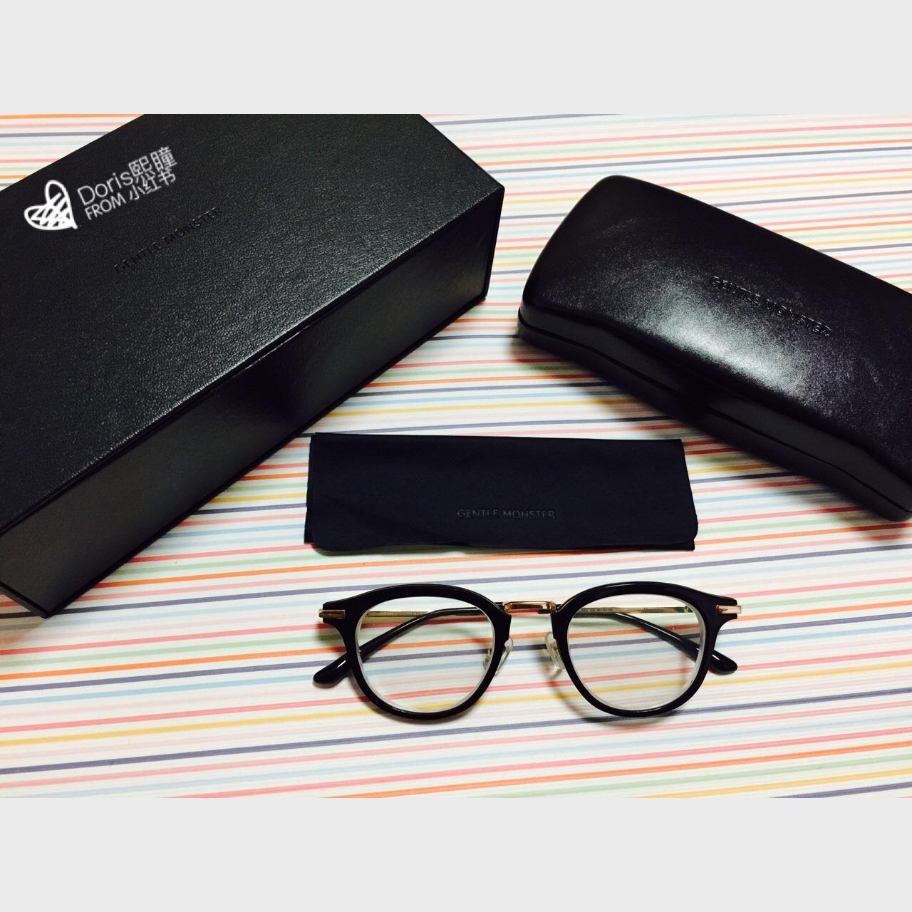 Gentle Monster眼镜_价格_怎么样__韩国买什么-小红书