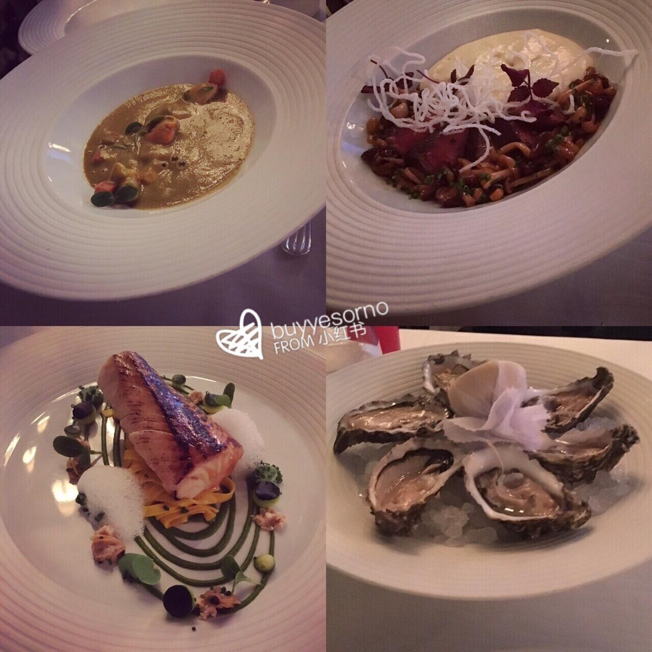 迪拜最好的海底餐厅