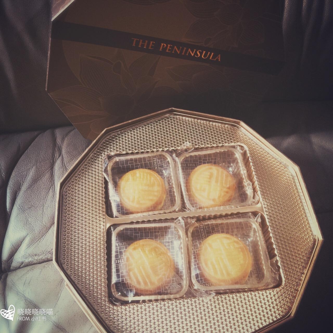 半岛酒店迷你奶黄月饼_怎么样_半岛酒店 迷你奶黄月饼__香港购物攻略