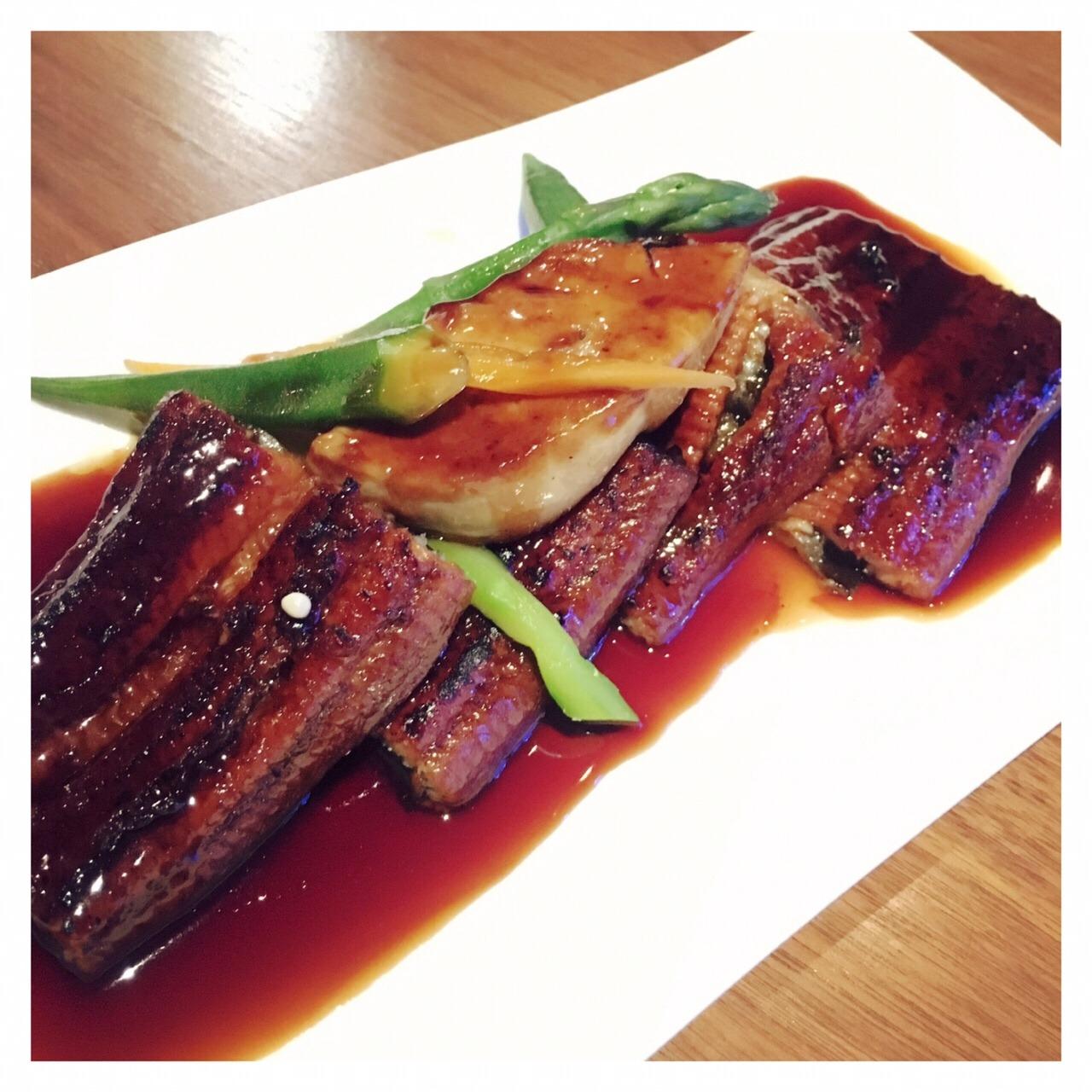 魔都高逼格餐厅の「松鹤楼 意式和食」