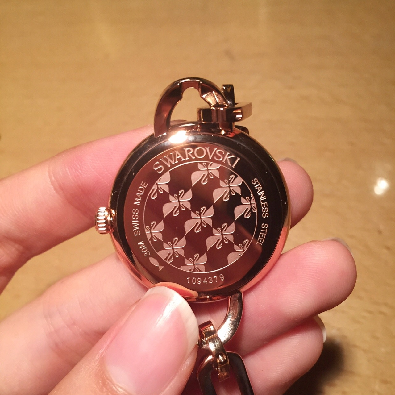 施华洛世奇手表:施华洛世奇手表值得购买吗?