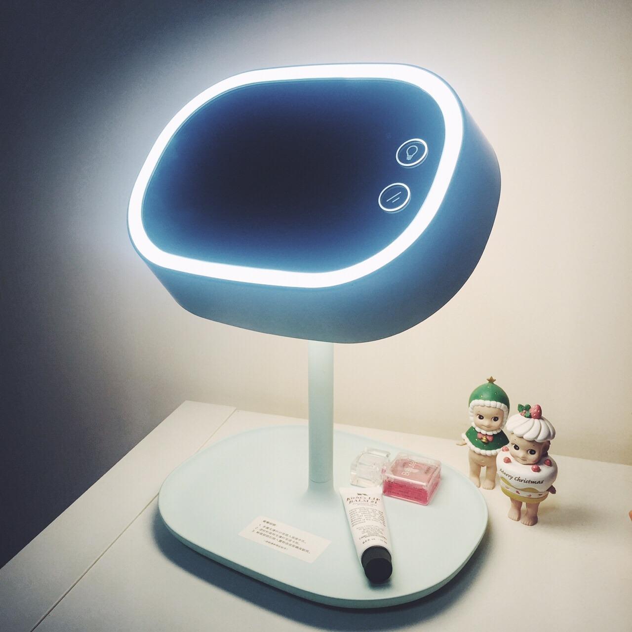 智能设备,数码,化妆镜,设计,台灯