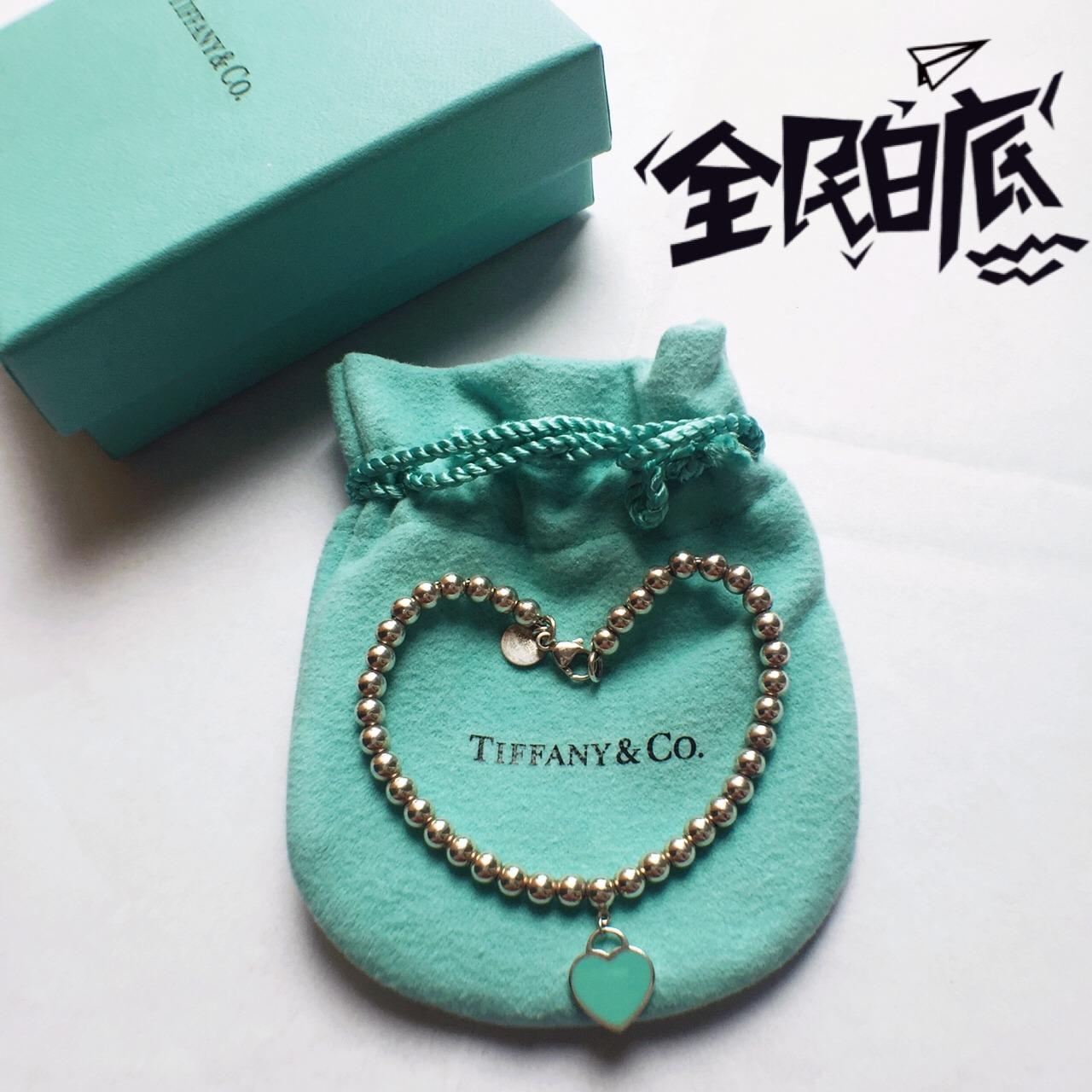 tiffany心形手链图片