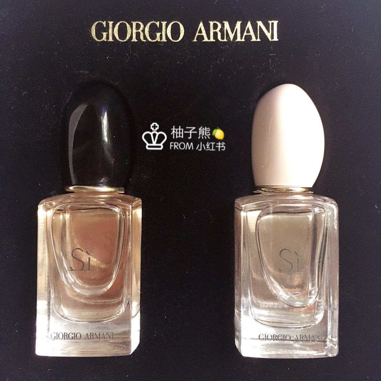 Armani香水Si
