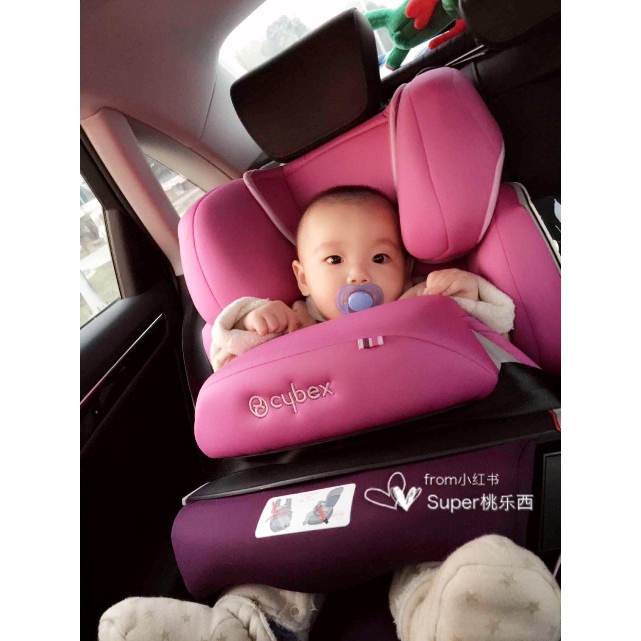 宝宝的安全座椅,小孩子到了可以坐安全椅的月龄一定