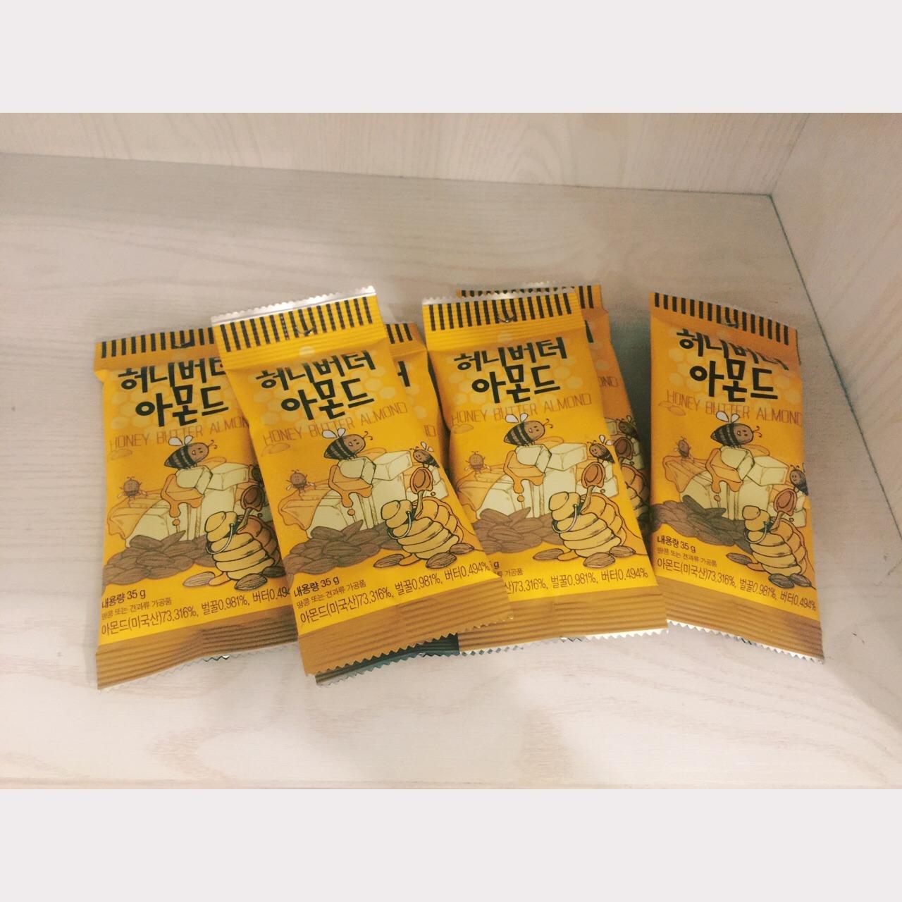 gilim蜂蜜黄油杏仁