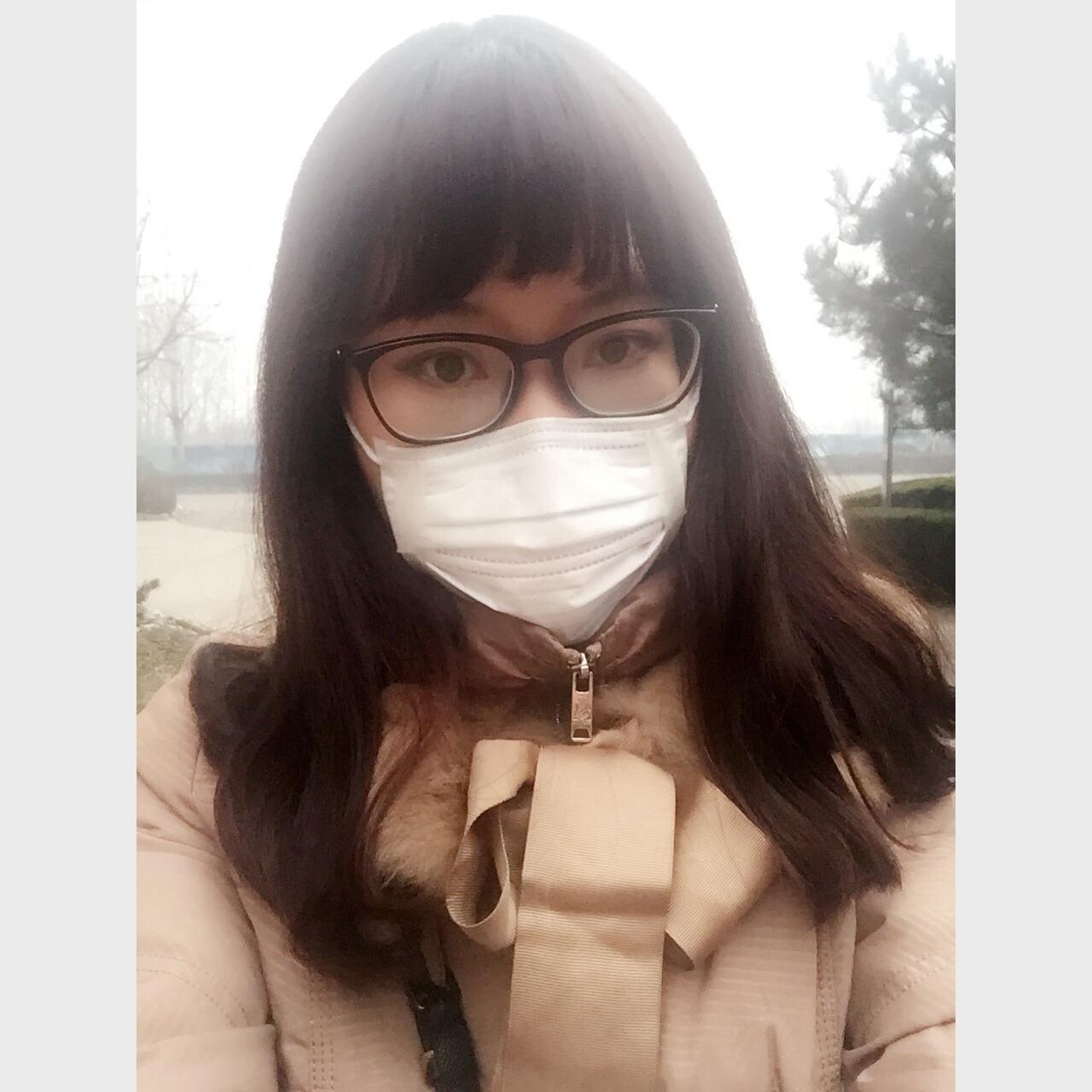 三次元防霾口罩(女士用)和尤妮佳超立体口罩都是日本旅游带回来的