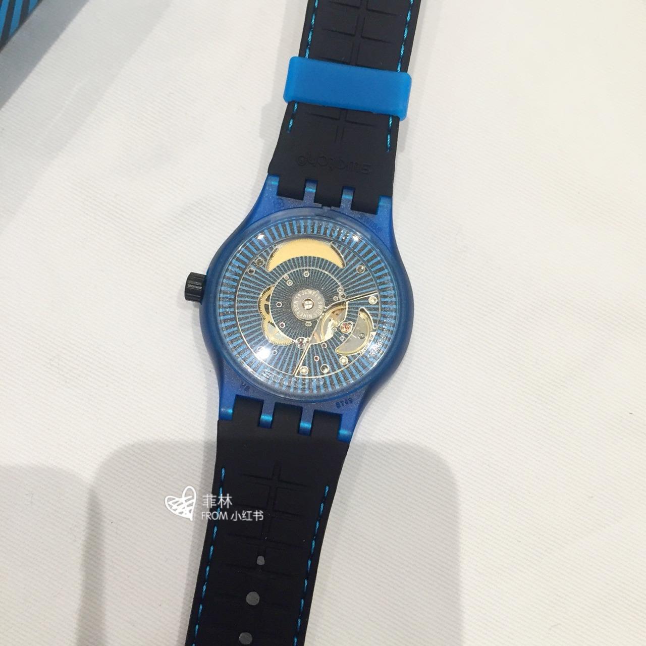 swatch的儿童手表