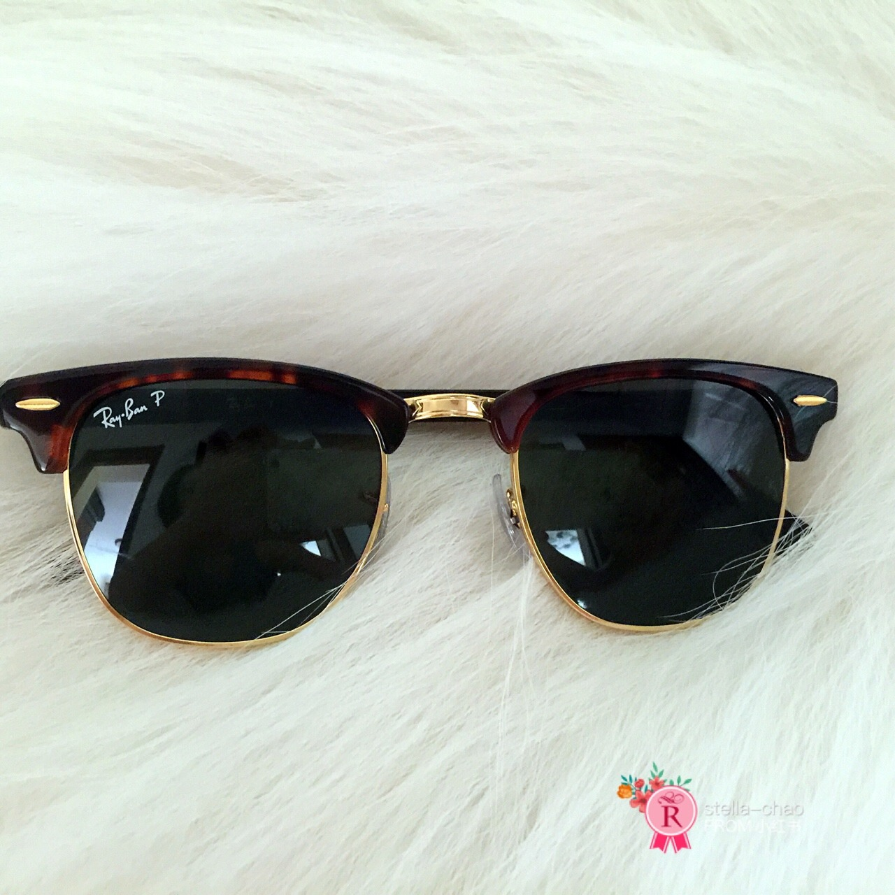 49mm ray ban  rayban clubmaster classic