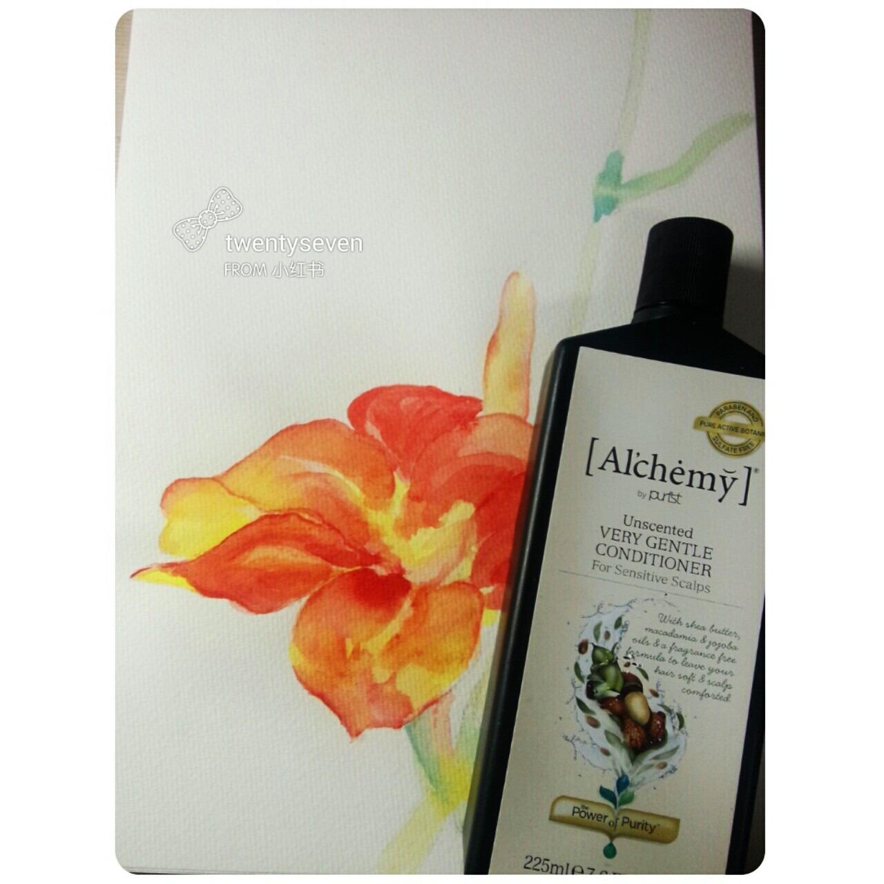 澳洲akin alchemy洗发水和护发素图片