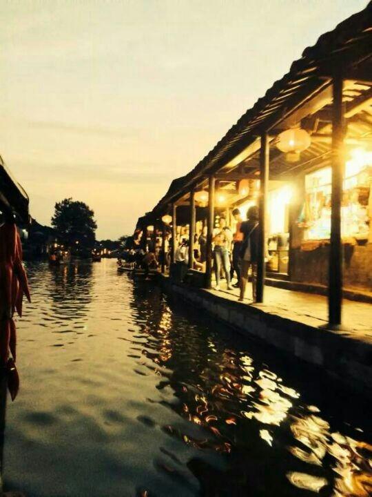 古镇 西塘_咖啡馆美食酒吧风景旅行旅游-小红书