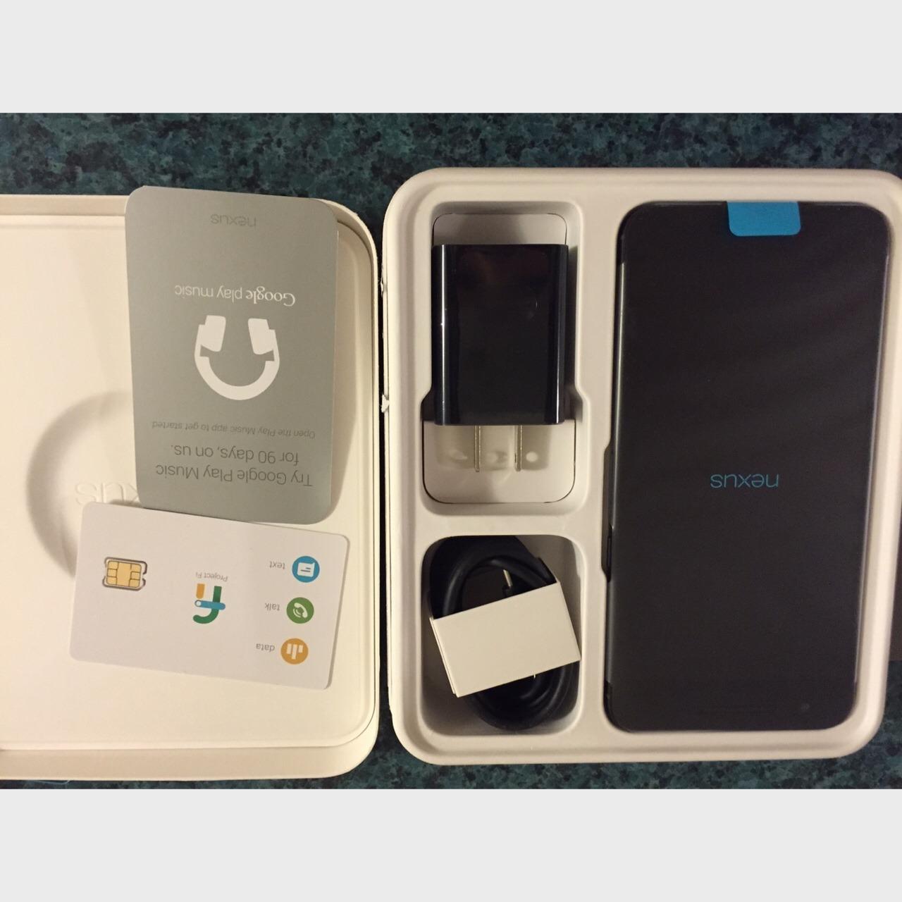 谷歌最新一款的安卓手机由华为负责制造_价格_怎么样_GoogleNexus 6P_GoogleProject Fi_数码男人_美国买什么-小红书