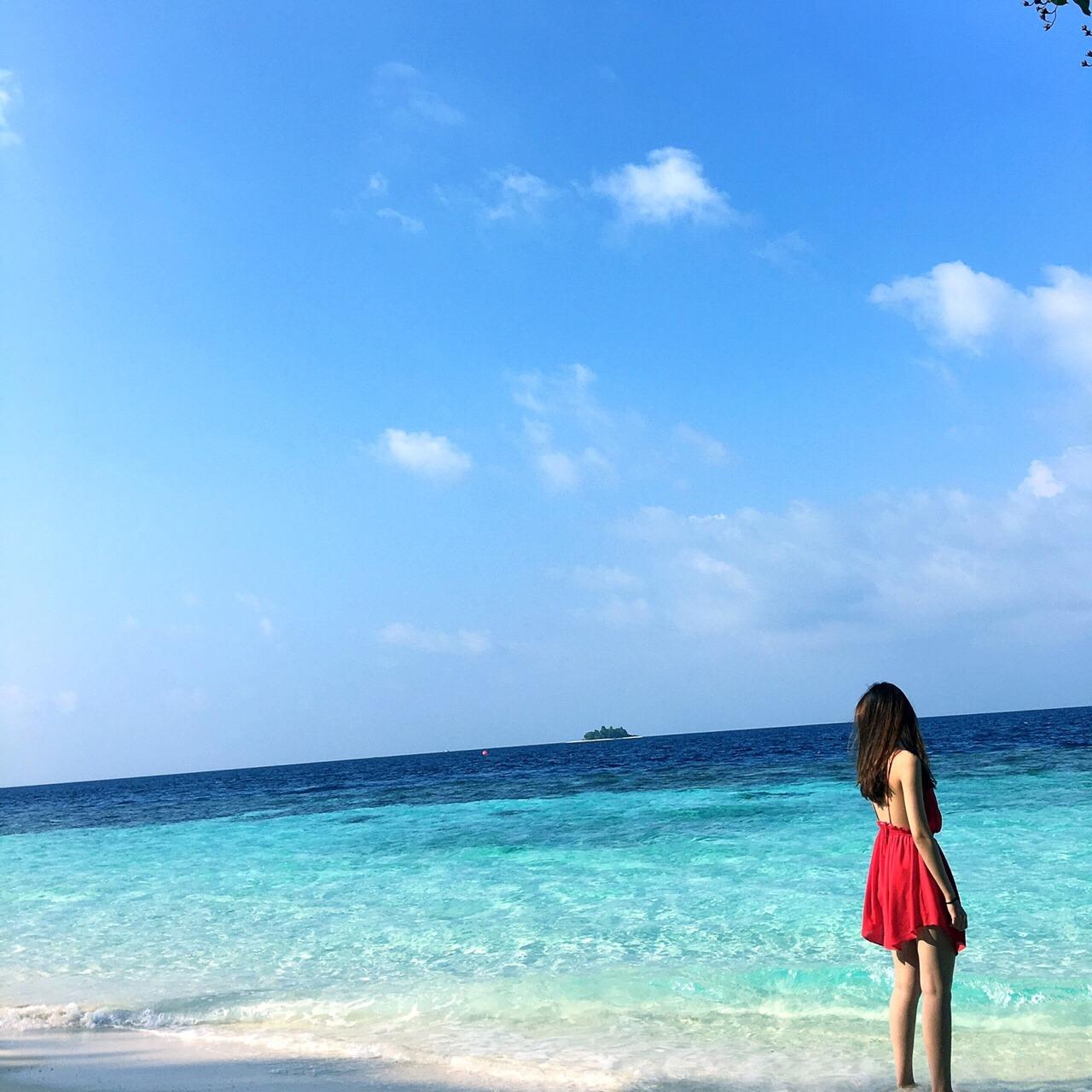 蜜月选在马尔代夫的w宁静岛_海岛酒店_沙屋_小红书