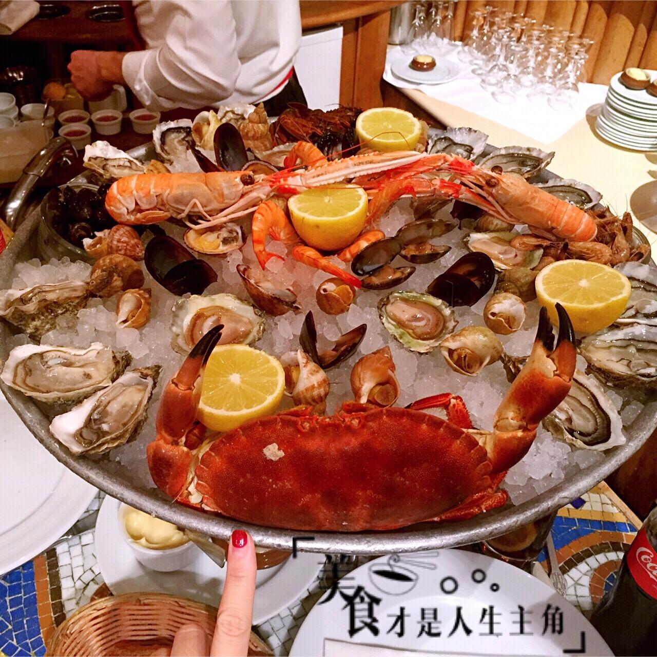 美食记--海鲜大餐--巴黎