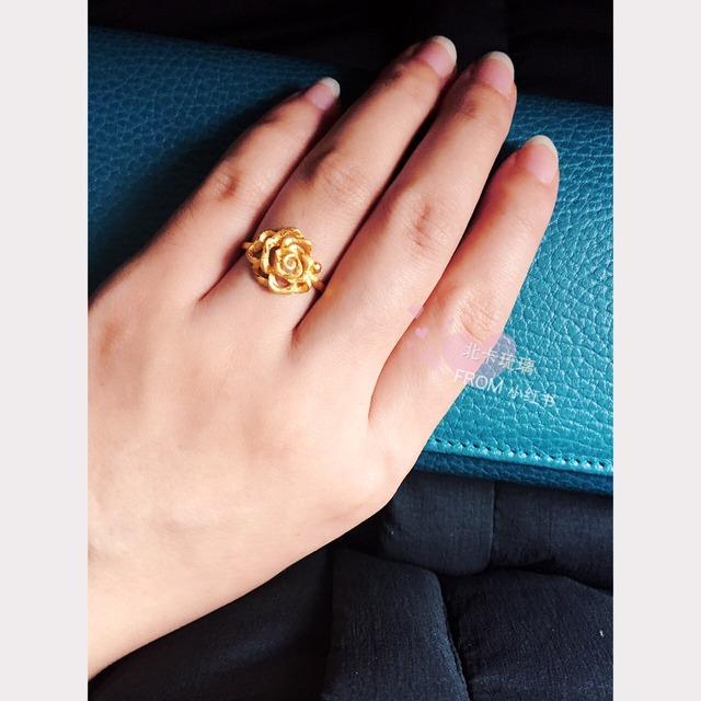 [哈哈]不 azaaza        263      周大福玫瑰戒指 孕期钻戒戴不上了