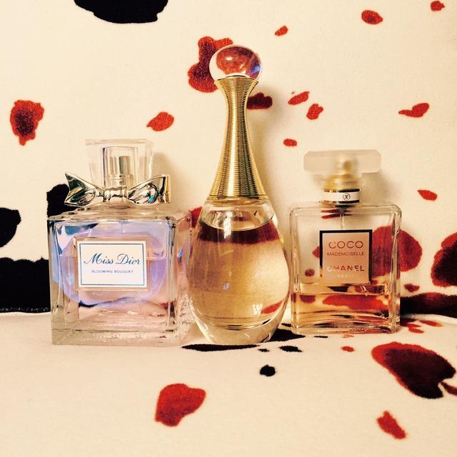 Chanel coco和Dior花漾甜心_香水_彩妆_小红书