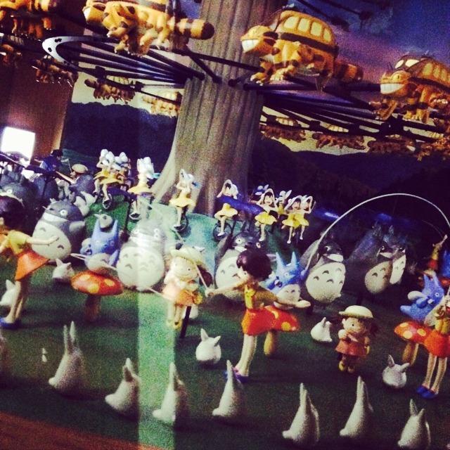 假装在东京#吉卜力 三鹰美术馆