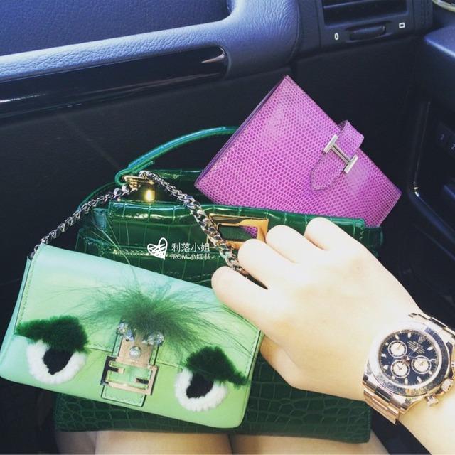fendi crayon wallet  wallet/ fendi