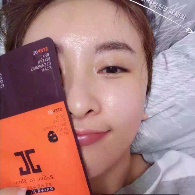 韩国销售王面膜91jayjun整形医院研发水光面膜91
