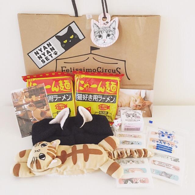 日本人真的是太 阿猫猫猫猫·        44      felissimo猫咪系列福袋