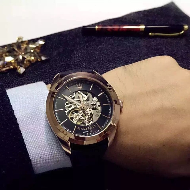 玛莎拉蒂手表怎么样,玛莎拉蒂男士手表怎么样,男人