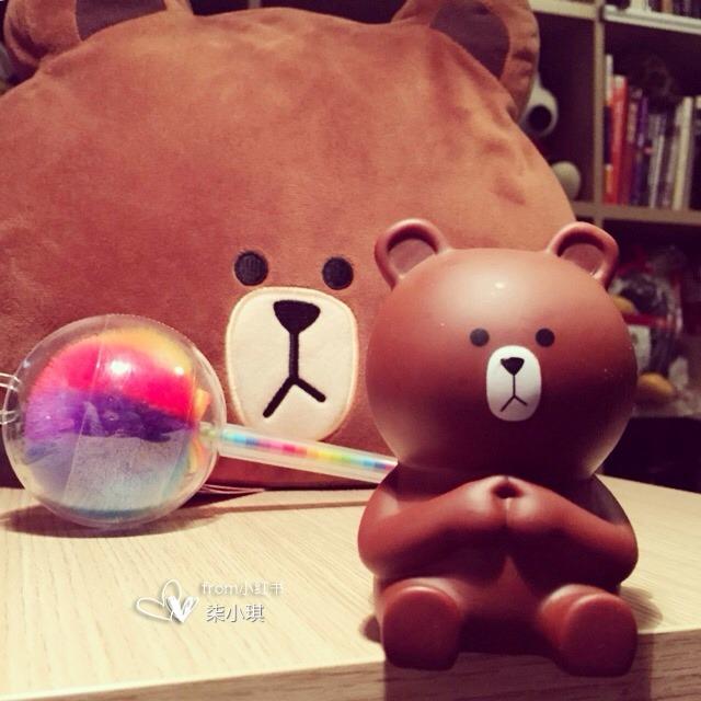 Line 我叫布朗熊