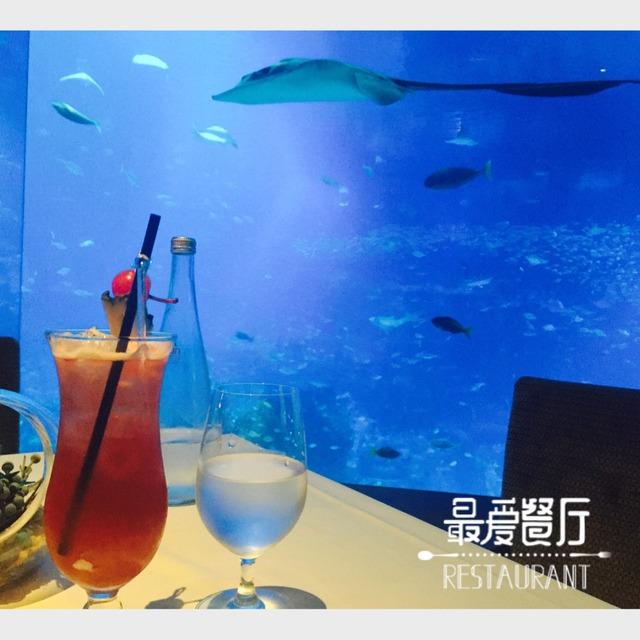 新加坡海底酒店 海底餐厅