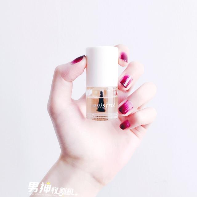 integrate透明指甲油