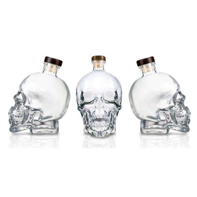 crystal head vodka#水晶骷髅头伏特加