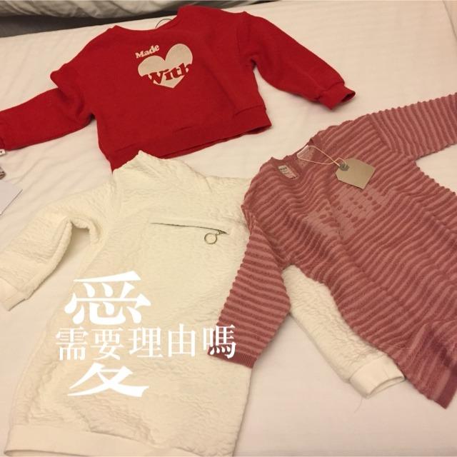 现在小孩子的衣服真的太可爱了