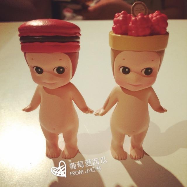 tassen超级可爱的表情娃娃碗
