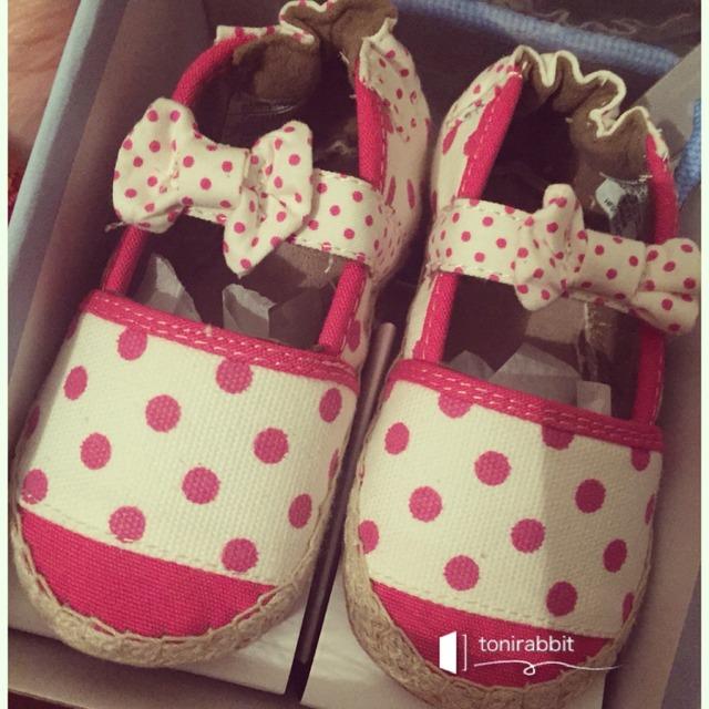看吧 海淘的小孩子的鞋子