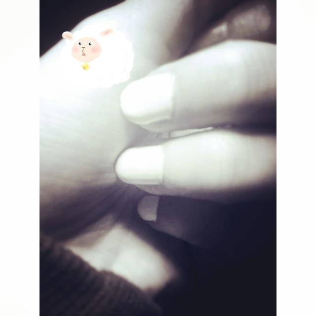 我爱黑白配##chanel#黑白指甲油