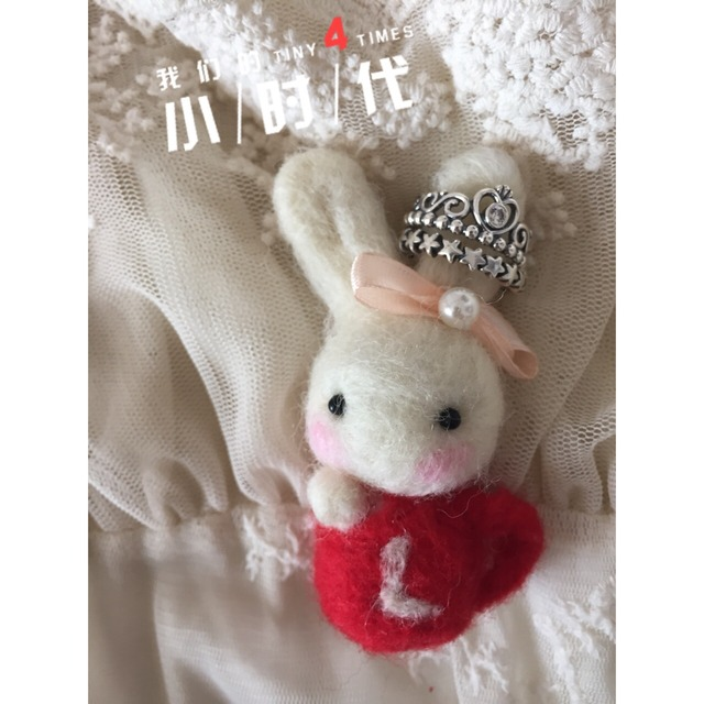 接班人        28      #happy easter# 心水了好久好久的小兔兔,今天