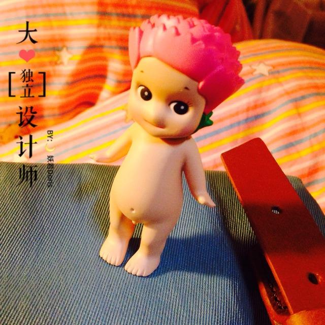 sonny angle 超可爱的娃娃[害羞]_花卉_盲盒_小红书