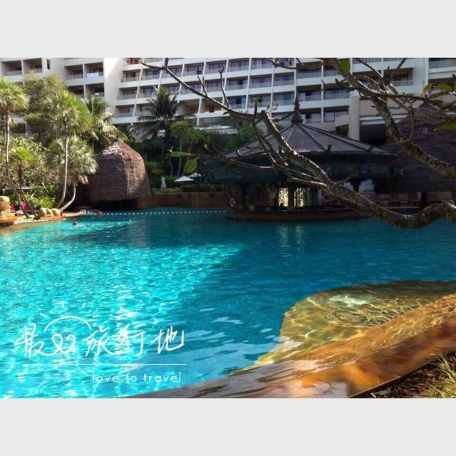 普吉岛慕温匹克度假酒店#给大家推荐一个不错的五星