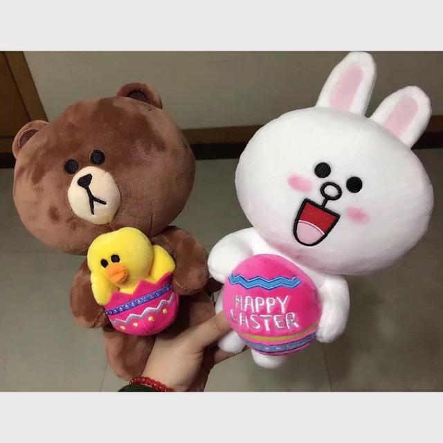 布朗熊和可妮兔超可愛__布朗熊和可妮兔超可愛_-小紅書