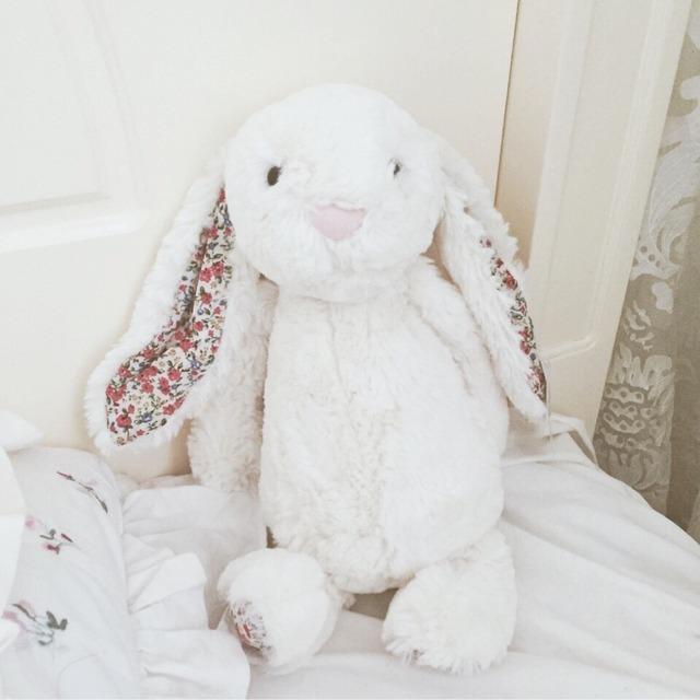 jellycat娃娃_怎么样_jellycat 的小兔和可爱__美国买