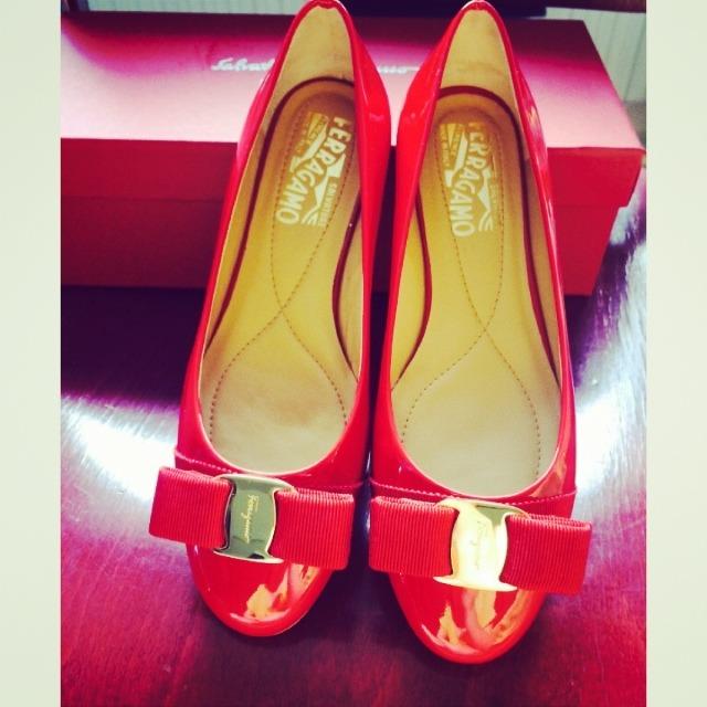 sf的可爱鞋子