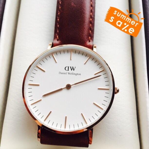 dw手表怎么换表带图解