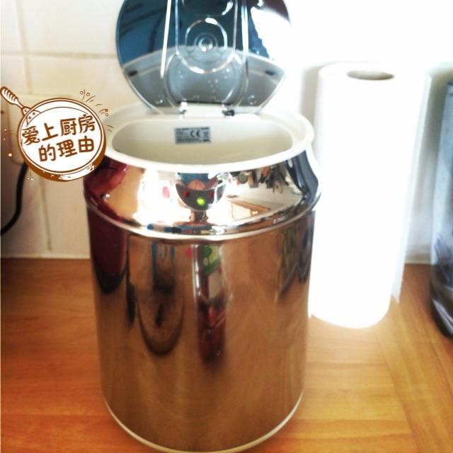电动mini易拉罐型垃圾桶
