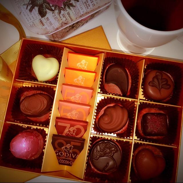 歌帝梵巧克力