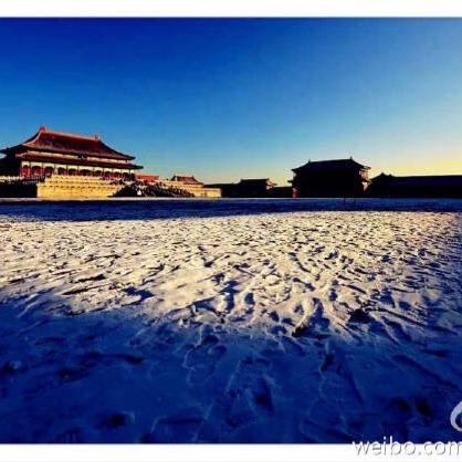 全世界最美的故宫风景图片