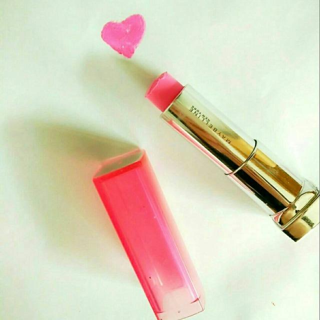 持久柔滑质感 3 时尚荧光粉红,唇部持久着色 使用步骤:1:使用唇膏打