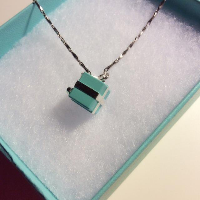 Tiffany项链坠