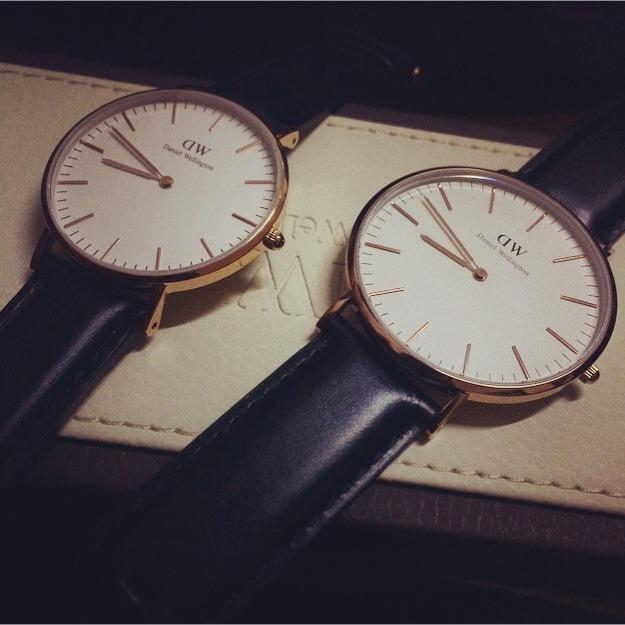dw手表表带有几种