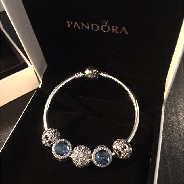 澳洲pandora 潘多拉手链