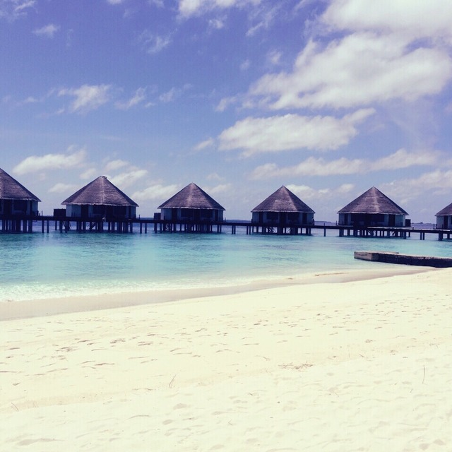 蜜月游马尔代夫蜜杜帕卢岛_和老公的蜜月之旅_海岛酒店-小红书